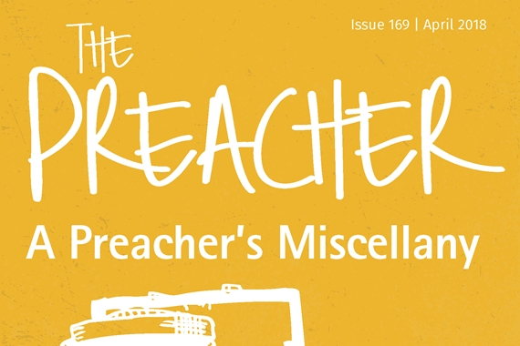 A new look for The Preacher