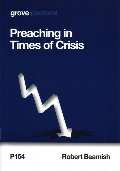 <em>Preaching in Times of Crisis</em> by Robert Beamish